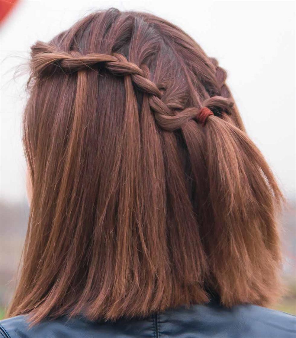 Mittellange Haare Frisuren Frauen
