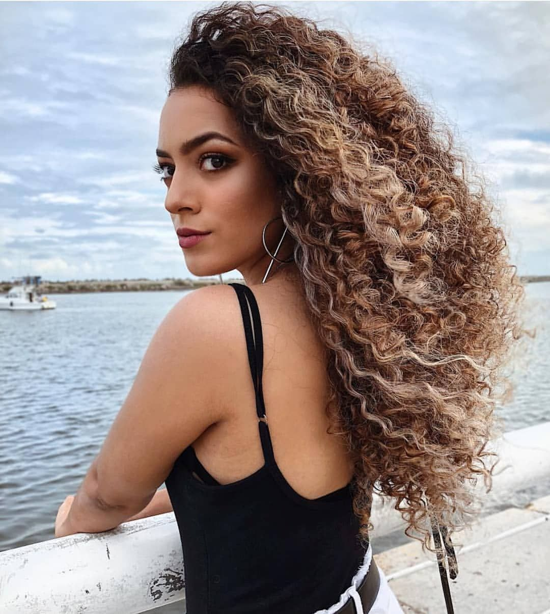 Frisuren Lange Haare 2020 Lockig