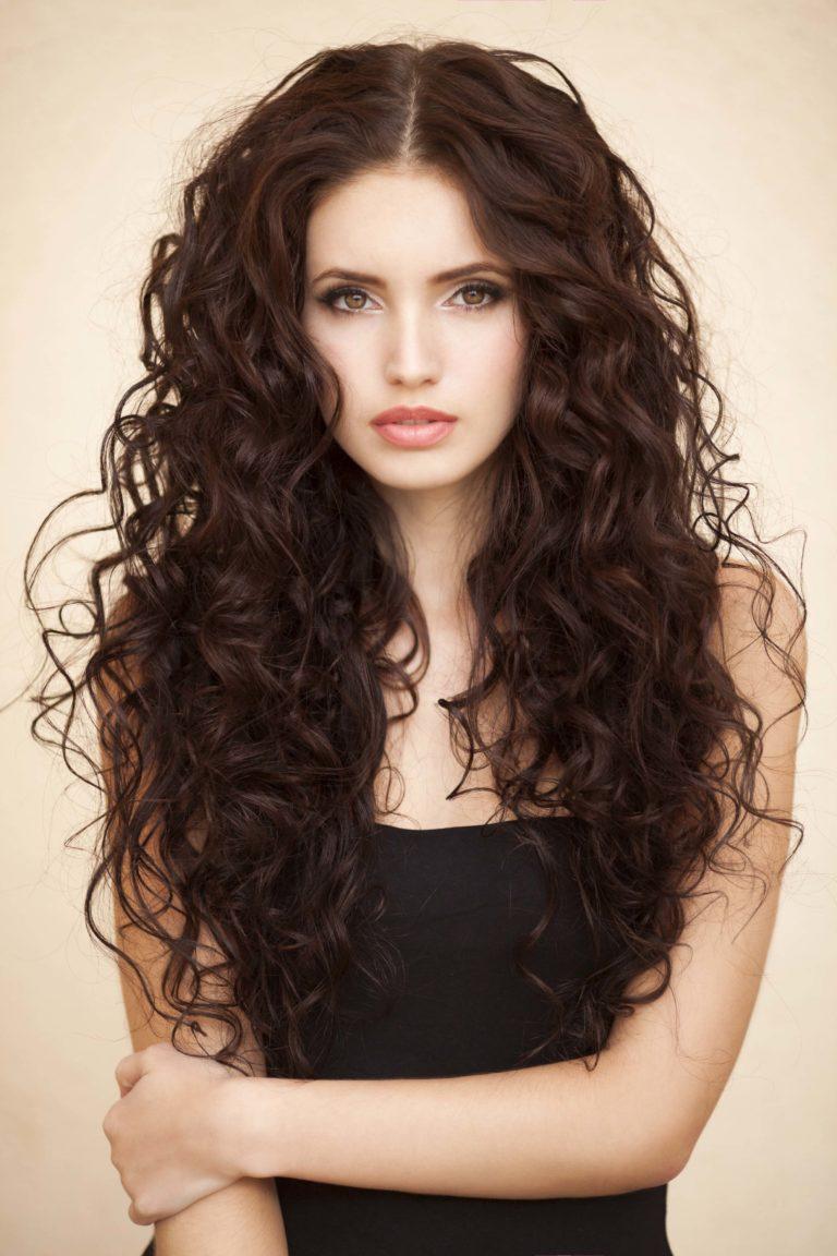 Frisuren Lange Haare Locken