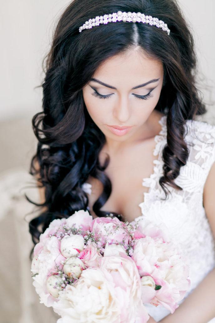 Hochzeitsfrisuren Lockig 2020
