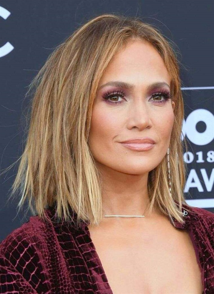 Bob Frisuren 2021 .Jennifer Lopez