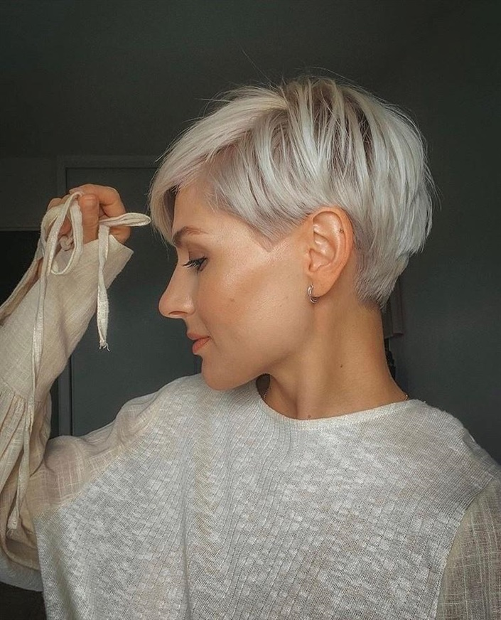 Die Schonsten Kurzhaarfrisuren Blond