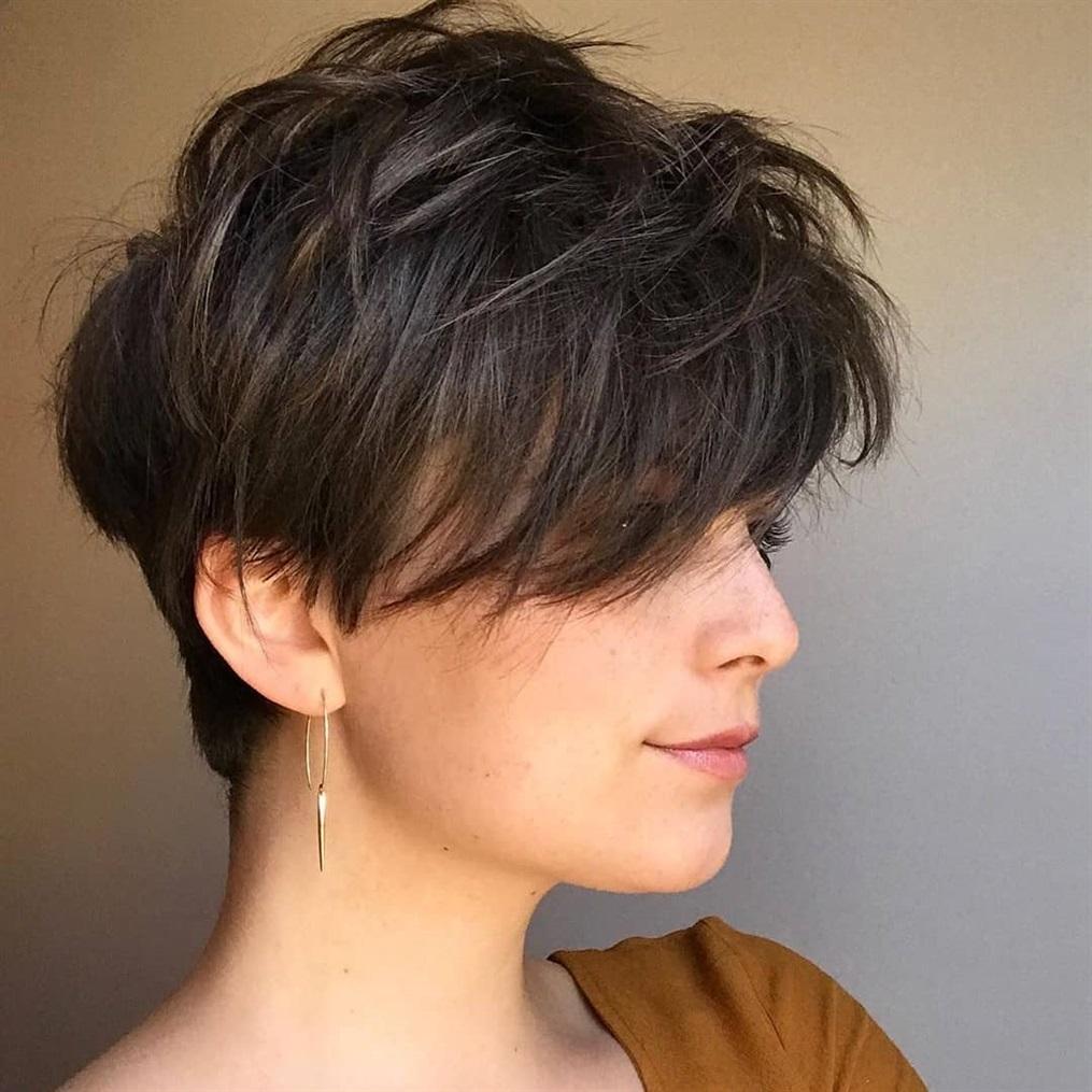 Die Schonsten Kurzhaarfrisuren Pixie Haare