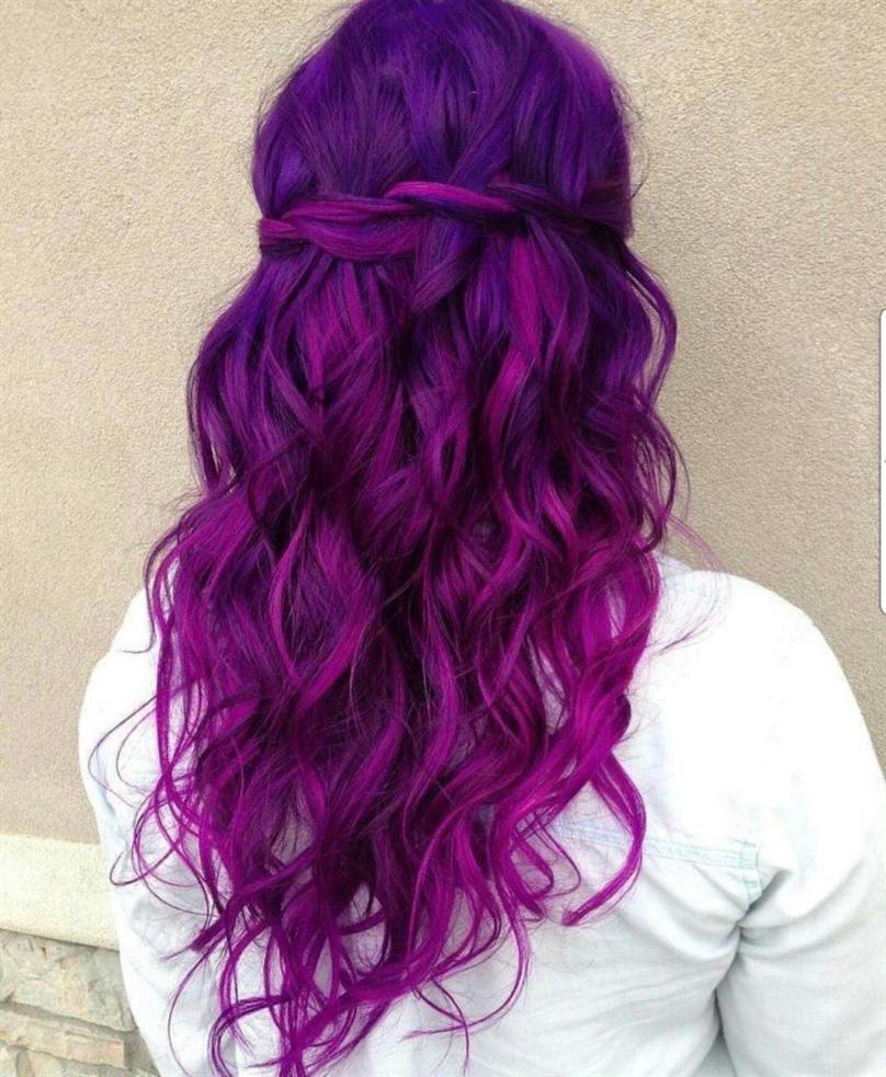 Haarfarben Lila Kaufen
