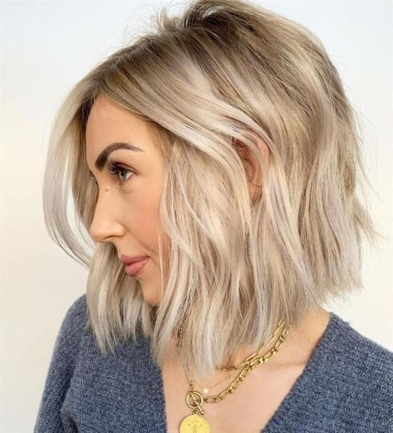 Modern Frisuren Damen