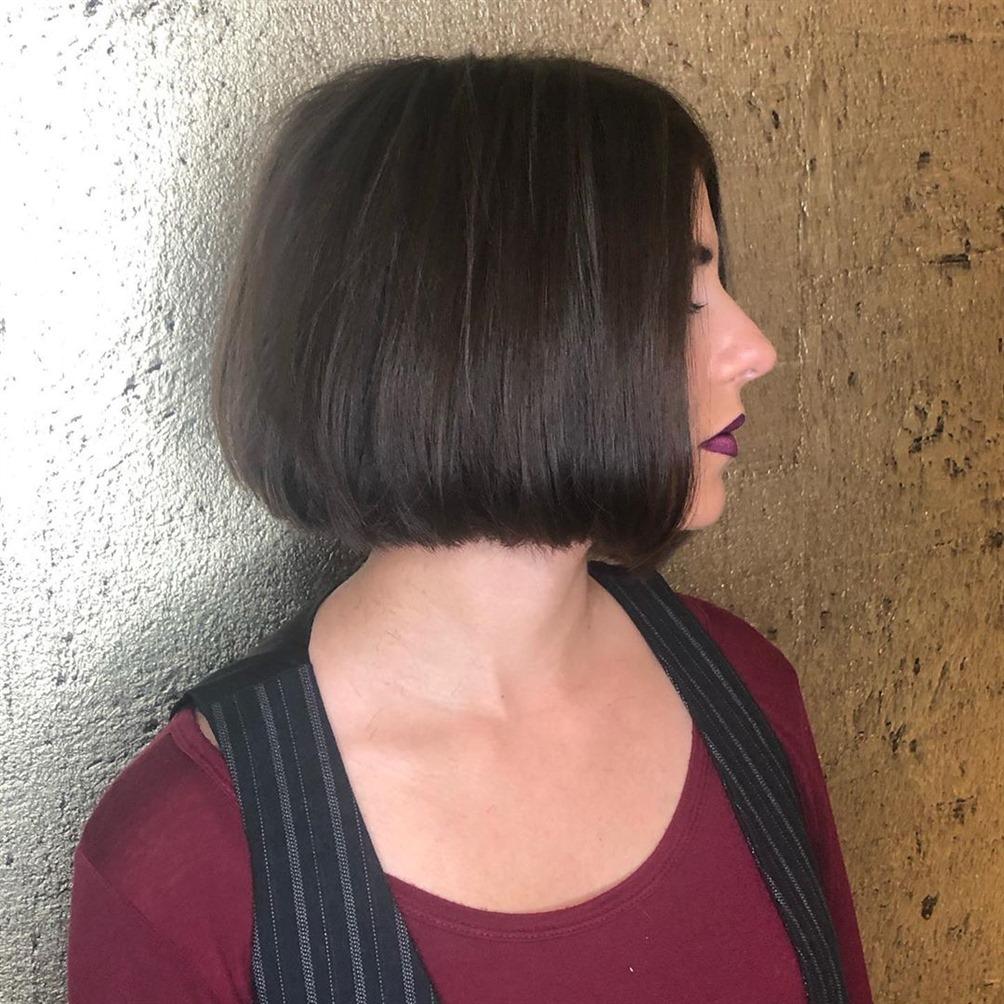 Kurzhaarfrisuren Damen Bob Haarschnitte fur 2021