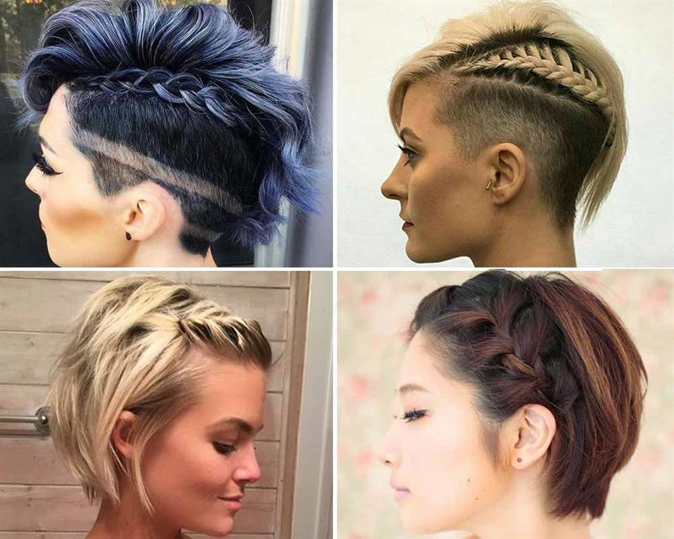 Asymmetrische Mittellange Haare Frisuren