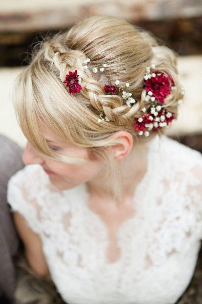 Tressed Hochzeitsfrisuren