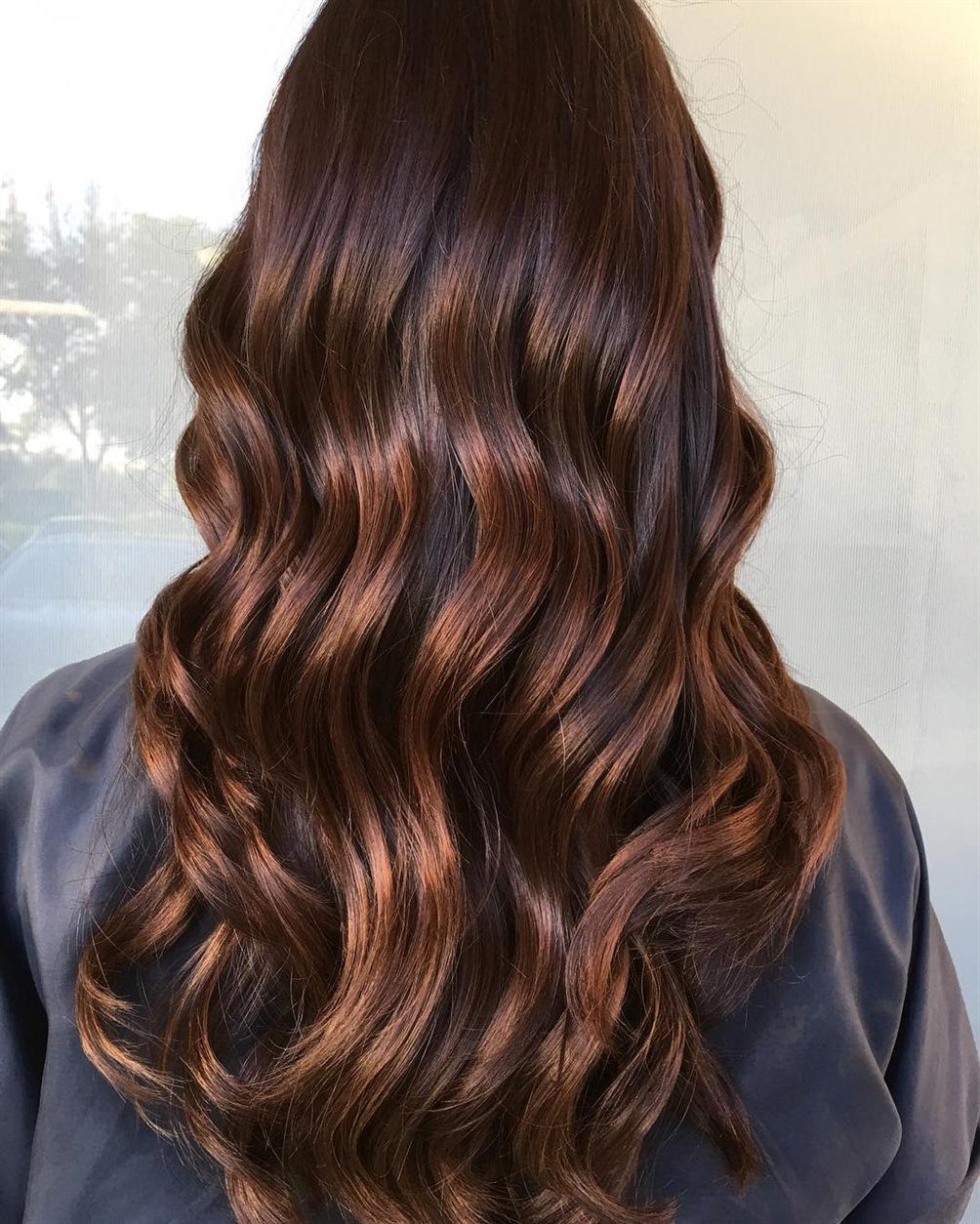Frisuren 2021 Frauen Braun