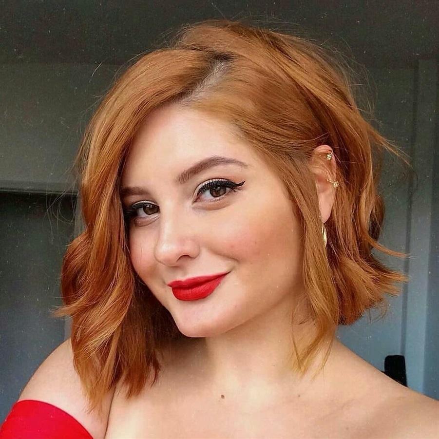 Die Schonsten Kurzhaarfrisuren Rote Haare